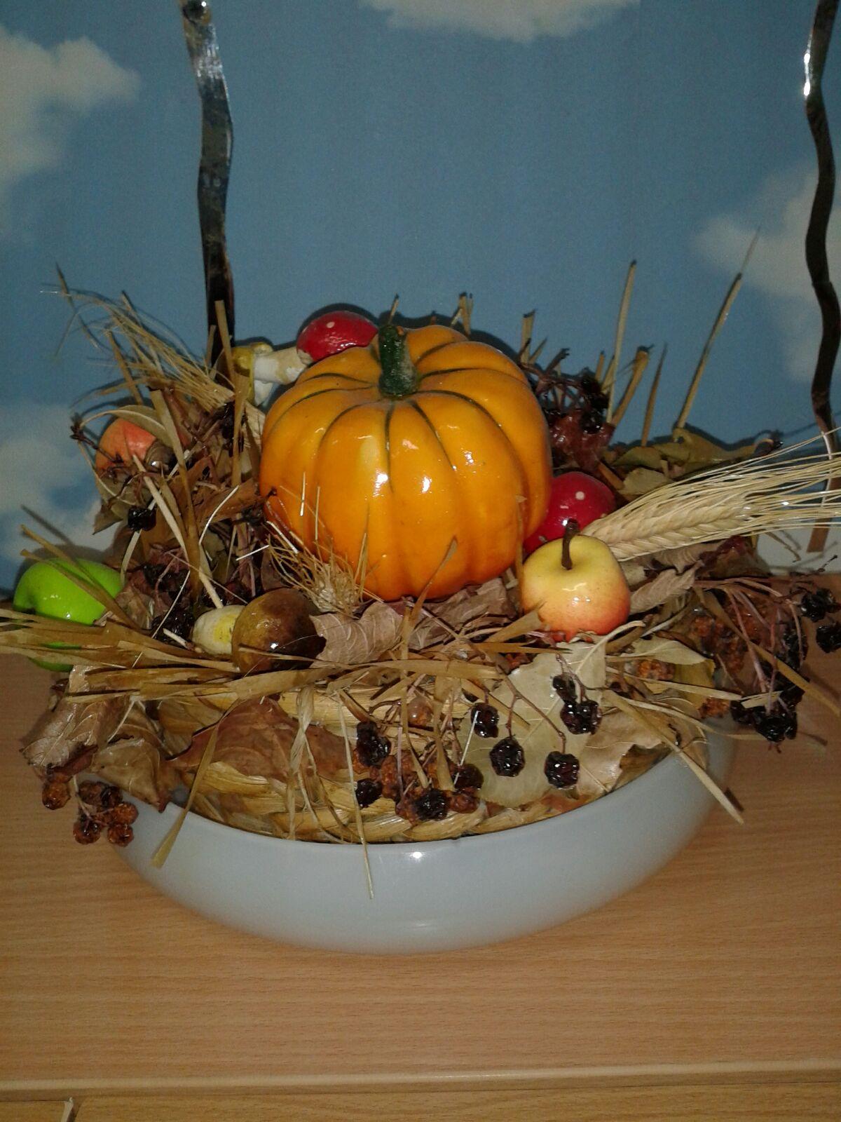 Осенний подарок своими руками 63