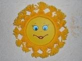 Солнышко оберег своими руками