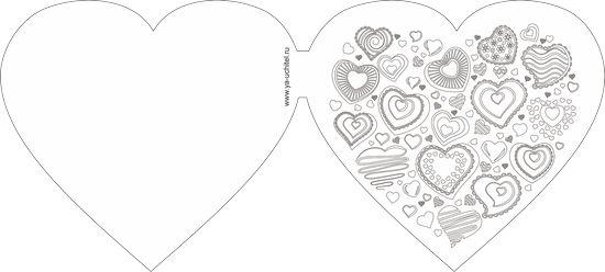 Валентинка ко дню всех влюбленных