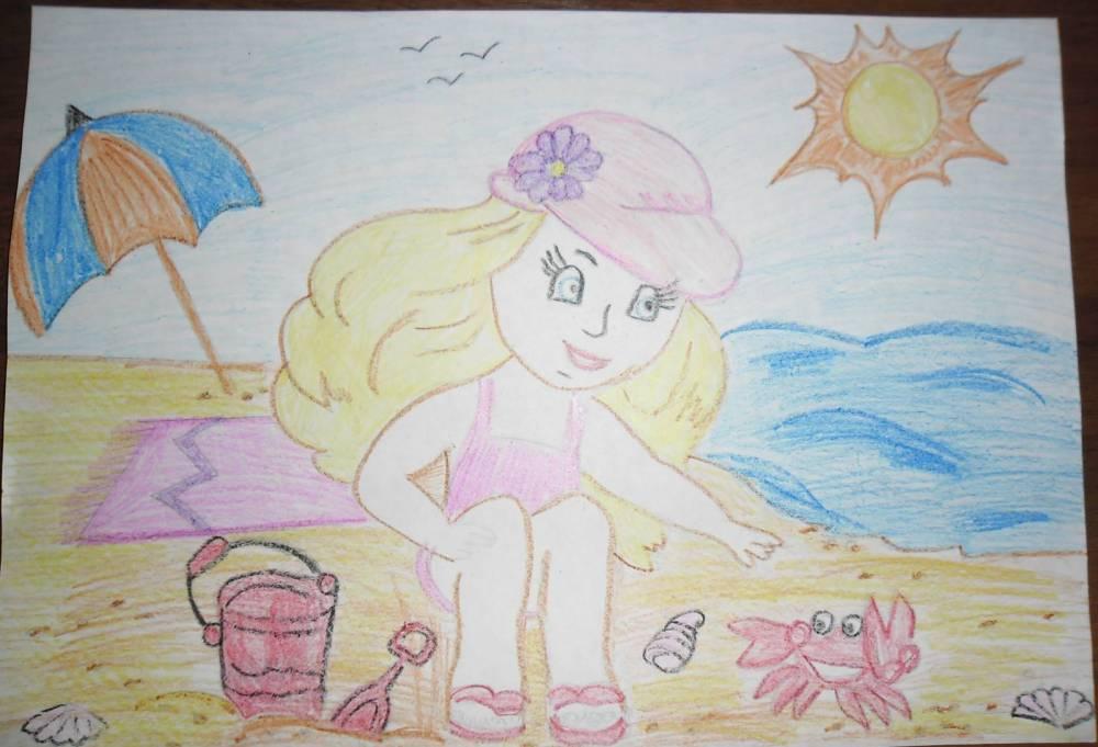женишься рисунок мои мечты о летних каникулах фото новостроек
