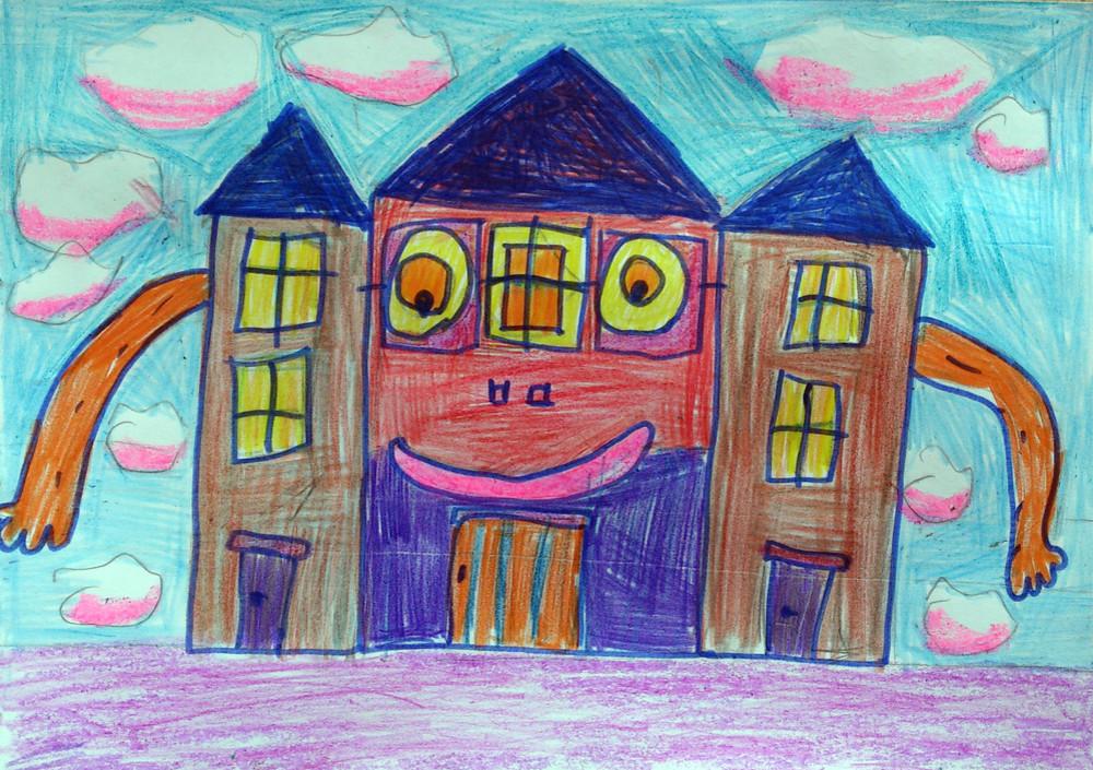 Картинки рисуем дома