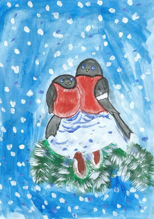 прекрасно знают картинки карандашом здравствуй зимушка зима включён