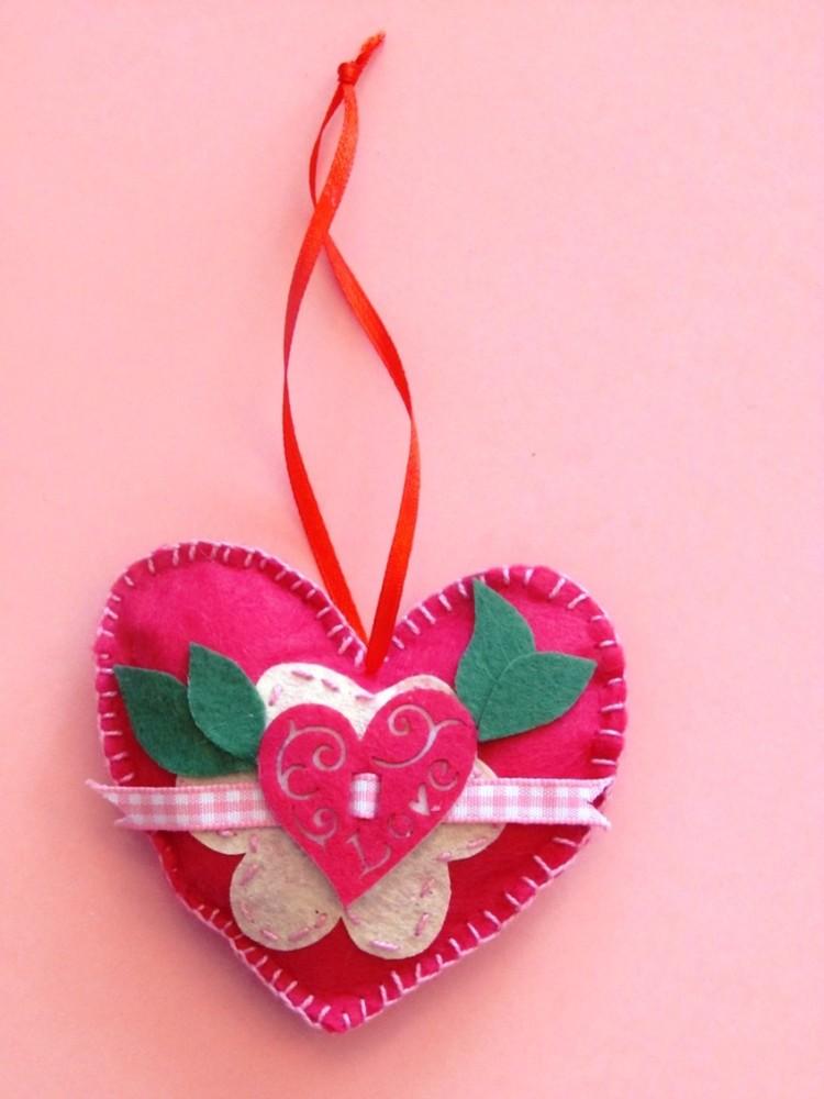 Поделки валентинки из всего 64