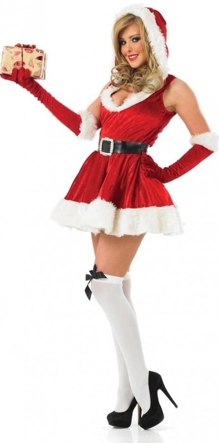 мисс Санта