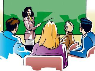 как провести первое знакомство с учителем учеников